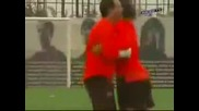 Barcelona Players Funny training moments
