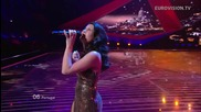 Filipa Sousa - Vida Minha - Live - 2012 Eurovision Song Contest Semi Final 2