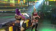 The Way brutally attack Shotzi Blackheart & Ember Moon: WWE NXT, April 27, 2021