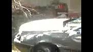 Audi B4 Катастрофата С Нас c170km/h