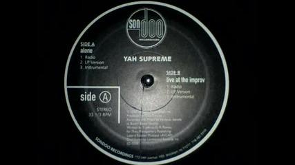 Yah Supreme - Alone (2000) Hq