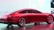 Новият прототип на Mercedes AMG