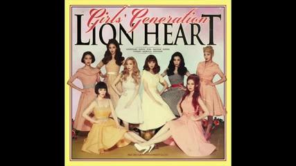 Girls'generation/snsd-fire Alarm [lion Heart - The 5th Album]