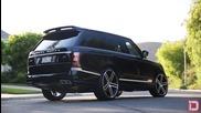 Land Rover Range Rover Autobiography on M50q Klassen id Wheels