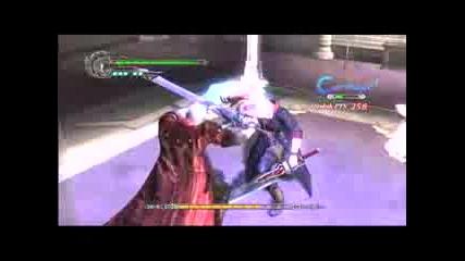 Dmc4 Second Fight(dante Vs Nero)