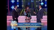 Стефания Колева като Бой Джордж - Като две капки вода - 14.04.2014г