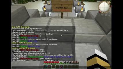 Minecraft Firesoulsgaming Ep3 [sparta world]