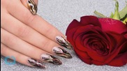 RIP Nail Art: The Newest Manicures Are Painted With Off-Center Neutrals