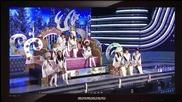 Snsd & Minho (shinee) Cut ~ Sbs Gayo Daejun ( 29.12.10)