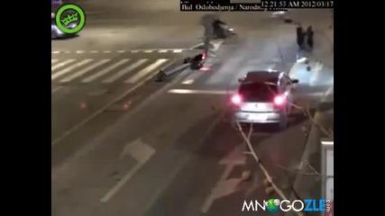 Светофара не е пилон