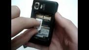 Samsung D980 Видео Ревю Част Едно