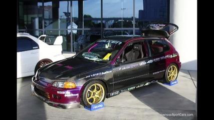 Honda Civic - Хонда Сивик