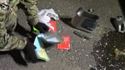 Russia: FSB seize explosives allegedly earmarked for Crimea attack