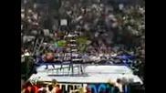 Wwf Smackdown Tlc Hardy Boyz Vs Dudley Boyz Vs Edge&christian Vs Chris Benoit&chris Jericho