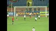 България - Словения 2:0