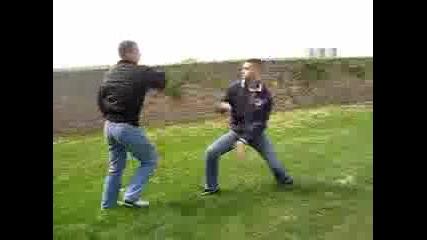 Как да се предпазиш от нападение - Айкидо