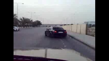 Дрифт С Porsche Gt И Bmw M5