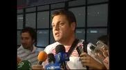 Мартин Стоев Се Отказва От Волейболния О.