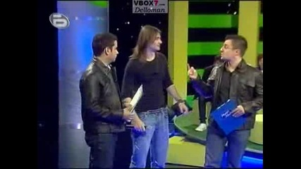 Music Idol 2 - Тома Здравков Малък Концерт