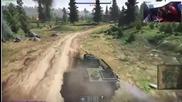 War Thunder-танкови битки Test !!!