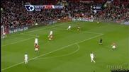 Най - красивия гол на Бербатов за Манчестър Юнайтед