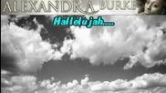 Alexandra Burke - Hallelujah (karaoke)