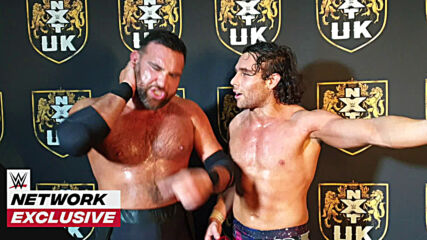 Noam Dar & Sha Samuels are ready to change NXT UK: WWE Network Exclusive, April 22, 2021