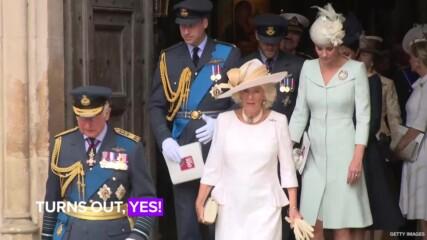 """Да, кралското семейство гледа """"The Crown"""""""