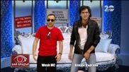 Въргала и Wosh MC в изповедалнята на Баш Бай Брадър - Господари на ефира (27.10.2014)