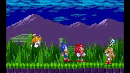 chaos emeralds ep.4