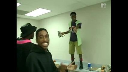 Ново..неизлъчвано Видео на 2pac Shakur !!!