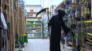 Grim Reaper - Scare Prank ( Rеmi Gaillard)
