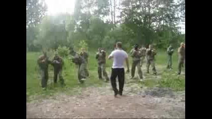Славянский Союз Тренировка България
