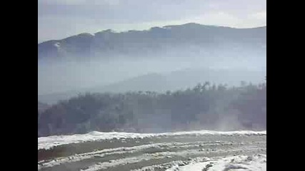 Snow In Simitli