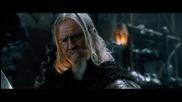 СЕДМИЯТ СИН: Учителят Грегъри тества бойните умения на Том (откъс от филма)