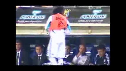 Играч на Реал проспа загубата от Виляреал