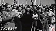 Военен парад в Албания По времето на Енвер Ходжа 1945