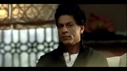 Shahrukh Khan and Gauri - New Ad Ddecor 2010