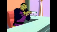 Harvey Birdman Attorney at Law 1.06 - The Dabba Don