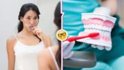 Грешките, които допускаме, когато си мием зъбите