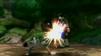 Naruto Shippuden Clash of Ninja Revolution 3 Trailer