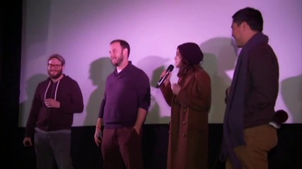 Seth Rogen and Stars of 'The Interview' Stun Moviegoers in L.A.