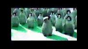 Happy Feet Feat Inspector Gadget