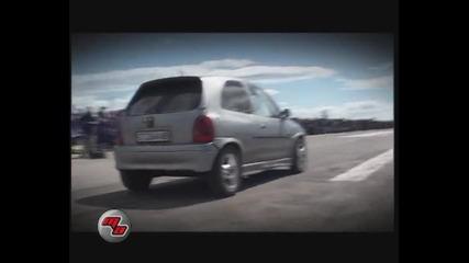 Мотоавангард Drag Racing България 1 - ви кръг 2010 Лесново Част 1