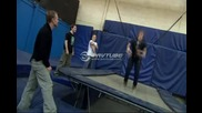 Stunt Training with Rupert Grint (from Hbp Dvd)