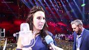 • Евровизия 2016 - победител • Джамала ( Украйна ) - интервю за Eurovision.tv