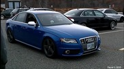 Tuned 2010 Audi B8 S4 w- Awe exhaust - Great Sound & fly bys