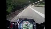 Луд Моторист - 299km/h