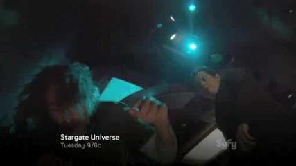 Stargate Universe - 2x07 - The Greater Good Promo Trailer
