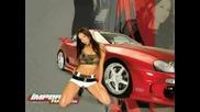 Girls And Japan Cars Slideshow